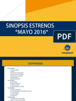 SINOPSIS MAYO 2016 Ilovepdf Compressed