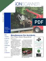 MonsonScanner Newsletter #1
