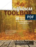 The Mindfulness Toolbox - Donald Altman