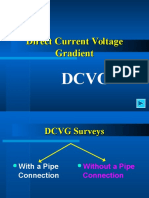 Direct Current Voltage Gradient