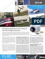 Emerging applications for miniature thermal imaging cameras