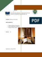 Derecho Concursal
