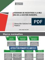 Programa de Incentivos 2016 (2)