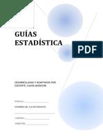 Guías de Estadística