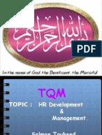 TQM  PRESENTAION