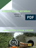 Trains Class IV Evs Nanditha in Mumbai