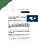 Articulo Ismael Urdaneta