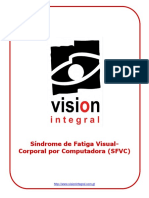 Síndrome de Fatiga Visual.Corporal por Computadora