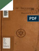 William Q. Judge - The Ocean of Theosophy