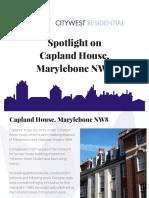 Capland House, Marylebone NW8
