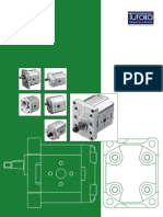 Turolla Hydraulic Gear Pumps Group2 Catalogue en l1016341