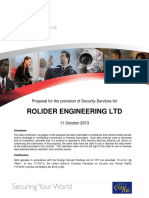 Rolider Prabon New Site-G4S PROPOSAL 11112013