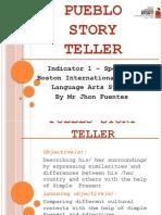 Pueblo Story Teller