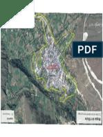 Plano de Calles de Huancarama Según GoogleEarth