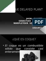 Planta coque