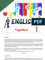 ENGLISH  2016-2017