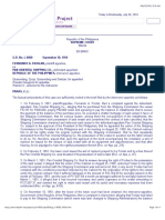 G.R. No. L-6060 Froilan vs. Pan Oriental Shipping