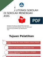 Gerakan Literasi Sekolah - Dit. PSMA
