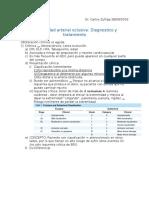 C1 Enfermedad Oclusiva Arterial