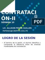Tema 10 Contratación-II
