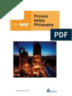 Process Safety Philosophy
