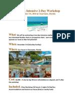 Parallax Workshop Clearwater 2016