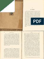 La Doctrina de Bergson. Le Roy