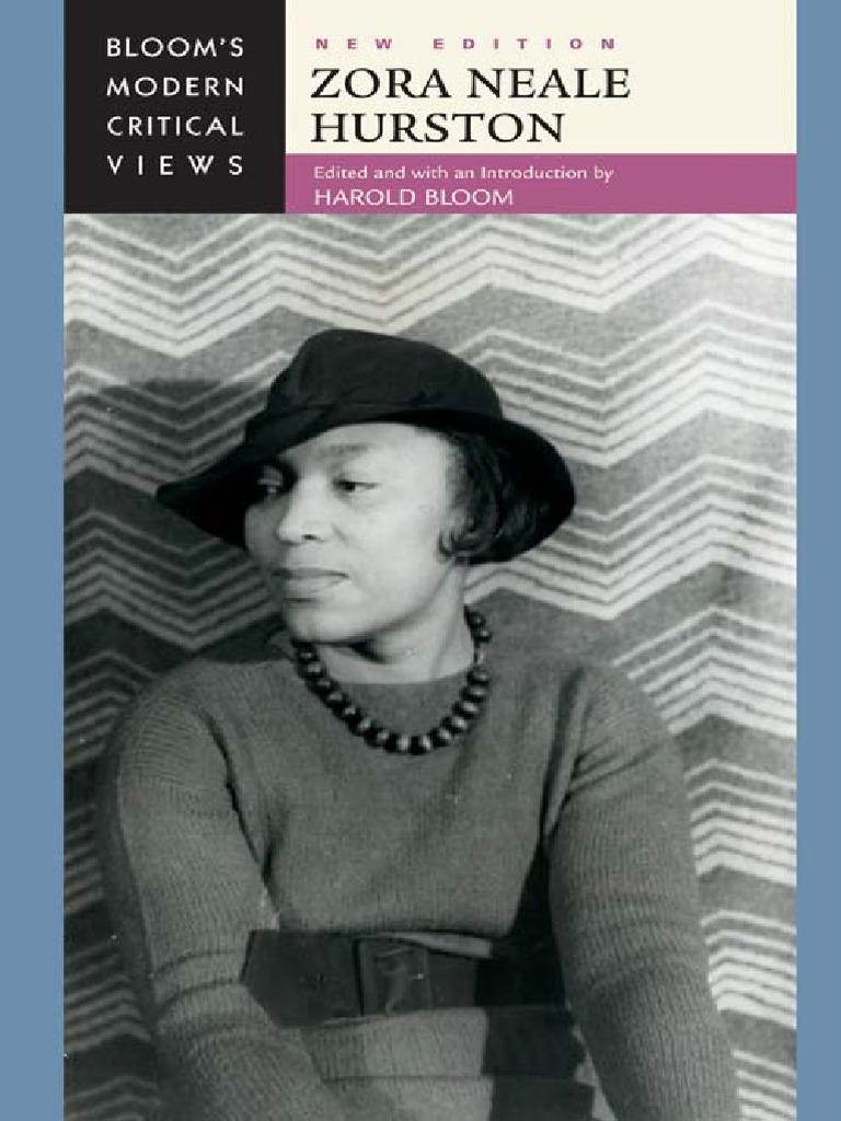 Zora Neale Hurston Blooms Modern Critical Views Sermon Folklore