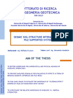 Docslide.us Seismic Soil Structure Interaction for Pile Supported Systems