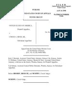 United States v. Hines, 133 F.3d 1360, 10th Cir. (1998)
