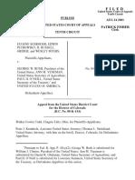 Schroder v. Clinton, 263 F.3d 1169, 10th Cir. (2001)