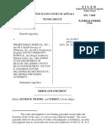 Snowton v. Presbyterian Hosp., 10th Cir. (2003)
