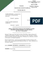 Henning v. Union Pacific R. Co., 530 F.3d 1206, 10th Cir. (2008)