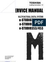 toshiba estudio 555 655 755 855 service manual microsoft windows rh scribd com Copier Toshiba Studio 450 toshiba e studio 450 service manual