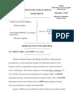 United States v. Espinoza, 10th Cir. (2010)