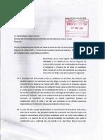 Carta Ministerio de Cultura - Pavel Ugarte