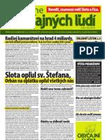 OBYČAJNÍ ĽUDIA Noviny 2010 20 Web