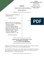 Lenox MacLaren Surgical v. Medtronic, 10th Cir. (2014)