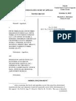 Muathe v. Fifth Third Bank, 10th Cir. (2015)