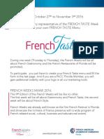french taste app2016