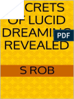 S Rob-Secrets of Lucid Dreaming Revealed-Werevamp Media Ltd (2014)