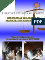 Segunda lista y fotos de vehículos y mercaderías en remate en Aduanas