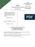Maestas v. Day & Zimmerman, LLC, 664 F.3d 822, 10th Cir. (2012)