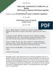 Federal Kemper Life Assurance Company, an Illinois Corporation, Plaintiff/counter-Claimant-Defendant-Appellee v. Verlie J. Ellis, Defendant/counter-Claimant-Appellant, 28 F.3d 1033, 10th Cir. (1994)