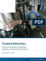 Disabled Behind Bars