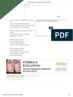 Em Tua Presença - Fernanda Brum - LETRAS.mus