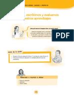 Documentos Primaria Sesiones Unidad03 SextoGrado Integrados 6G U3 Sesion33