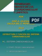 Enfermedades Msistemas Cardiovascular y Linfático Jai-dalila