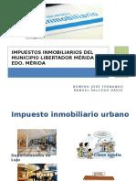 Laminas de Inmuebles Urbanos