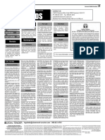 Claremont COURIER Classifieds 7-15-16